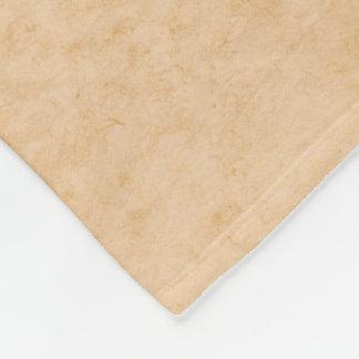 Cobertor De Velo Mármore Pastel de Brown