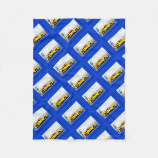 Cobertor De Velo Mégane - Artwork Louis Glineur jaune