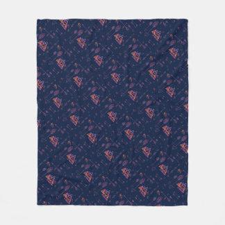 Cobertor De Velo Montanhas + Setas (V-Lama)