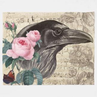 Cobertor De Velo Música do corvo