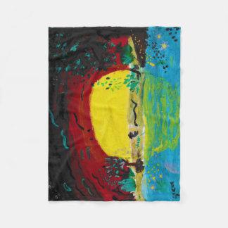 Cobertor De Velo Nascer do sol