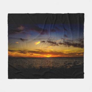 Cobertor De Velo Nascer do sol da manhã