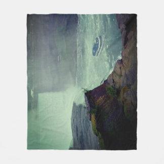 Cobertor De Velo Niagara Falls bonito