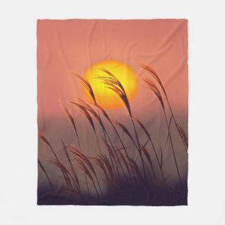 Cobertor De Velo Noite pela cobertura do meio do velo de The Sun |
