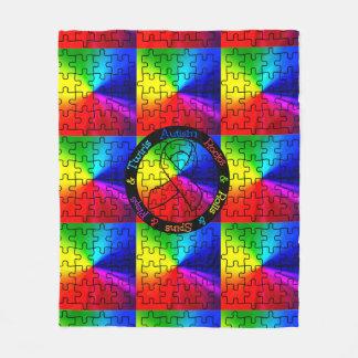 Cobertor De Velo O autismo balança, rola, rotações e cobertura dos