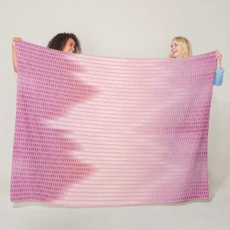 Cobertor De Velo O cetim cor-de-rosa do dragão escala o teste