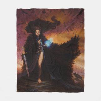 Cobertor De Velo O Morrighan