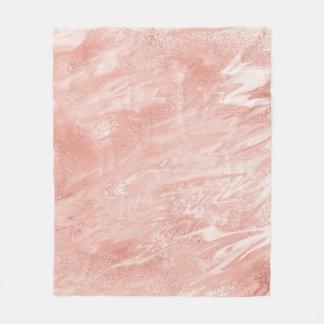Cobertor De Velo O Pastel cor-de-rosa do rosa cor-de-rosa cora o