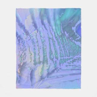 Cobertor De Velo O pavão inspirou a cobertura da pena