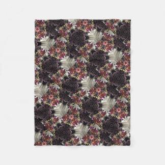 Cobertor De Velo O primavera floresce a cobertura