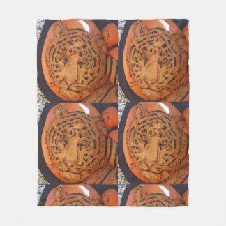 Cobertor De Velo O tigre Cub novo cobre