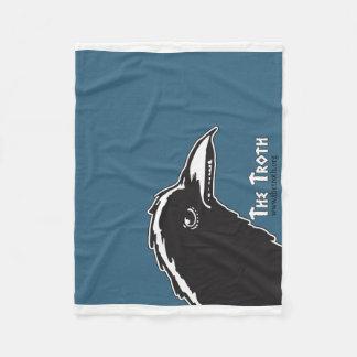 Cobertor De Velo O Troth - cobertura pequena do velo