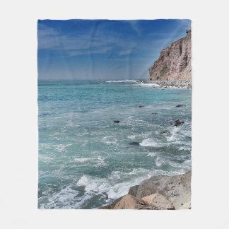 Cobertor De Velo Oceano 1 da impressão