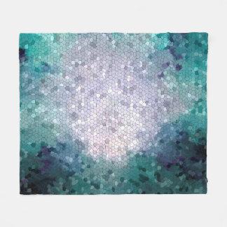Cobertor De Velo Olhar do mosaico do design 15