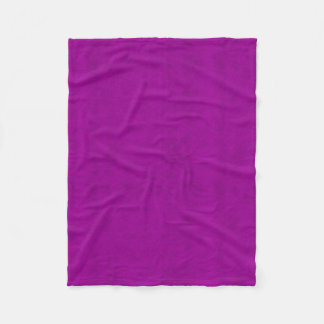 Cobertor De Velo Olhar roxo de veludo da orquídea brilhante