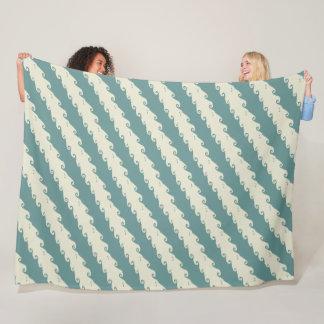 Cobertor De Velo Ondas