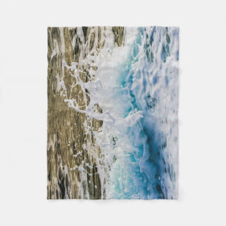 Cobertor De Velo Opinião da praia em minha cobertura