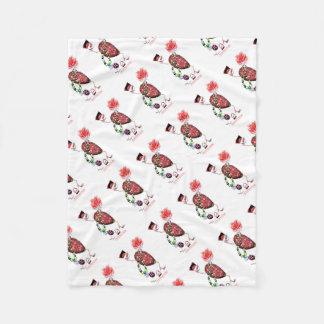 Cobertor De Velo Ovo fabuloso do rubi vermelho de Tony Fernandes