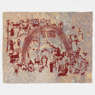 Cobertor De Velo Painel do Petroglyph