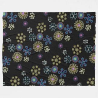 Cobertor De Velo Paisley
