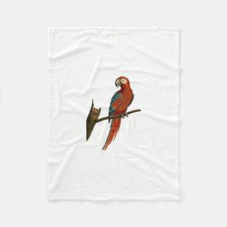 Cobertor De Velo Papagaio