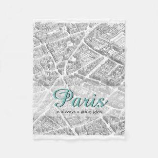 Cobertor De Velo Paris é sempre uma boa cobertura da ideia |