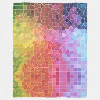 Cobertor De Velo Partes de cor