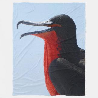 Cobertor De Velo Pássaro de fragata