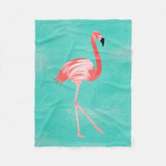 Cobertor De Velo Pássaro do flamingo