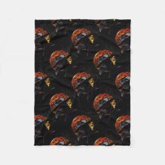 Cobertor De Velo Pássaro-man