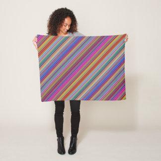 "Cobertor De Velo Pequeno (30"" x40""); meio (50"" x 60""); grande (60"""