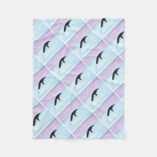 Cobertor De Velo Pinguim da natação