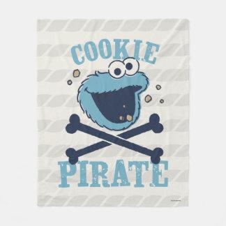 Cobertor De Velo Pirata 2 do biscoito