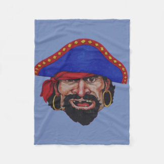 Cobertor De Velo Pirata do vintage