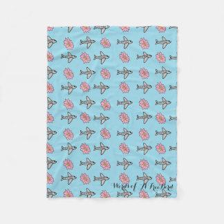 Cobertor De Velo Planos e cobertura das flores