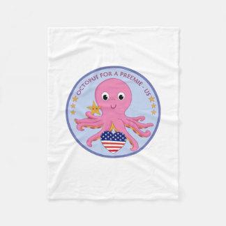 Cobertor De Velo Polvo geral do velo para um Preemie E.U.