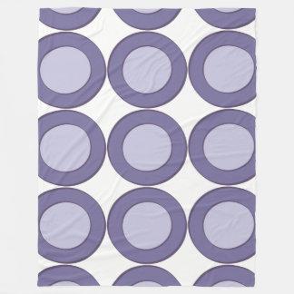 Cobertor De Velo Ponto do Lilac