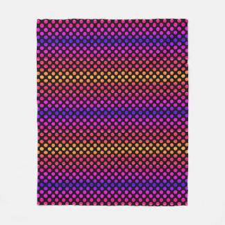 Cobertor De Velo pontos da Multi-cor