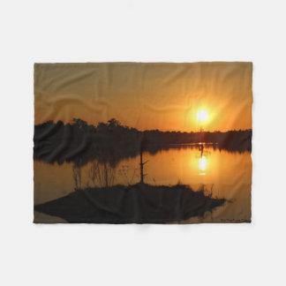 Cobertor De Velo Por do sol Blankie
