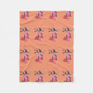 Cobertor De Velo Porco da bruxa