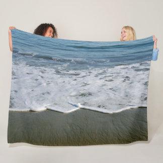 Cobertor De Velo Praia/areia/ondas