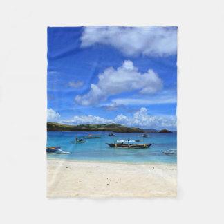 Cobertor De Velo Praia de Filipinas