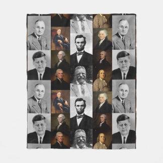 Cobertor De Velo Presidentes Mais Hamilton dos E.U. e história de