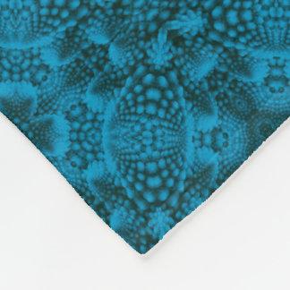 Cobertor De Velo Preto e o azul dois tose coberturas, 3 tamanhos