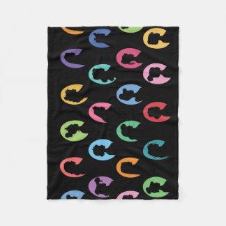 Cobertor De Velo Princesa Cobertura da Multi-Cor