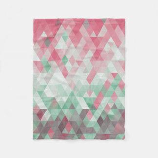 Cobertor De Velo Prisma elegante do diamante do Natal