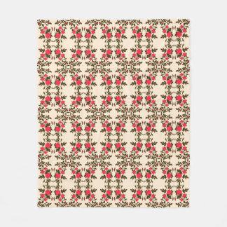 Cobertor De Velo Pulverizadores de rosas cor-de-rosa