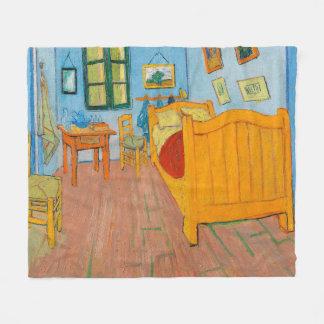 Cobertor De Velo Quarto em Arles por Van Gogh
