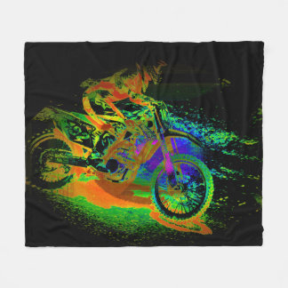 Cobertor De Velo Raça ao revestimento! - Piloto do motocross