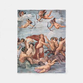 Cobertor De Velo Raphael - Triumph de Galatea 1512